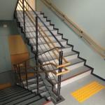 内部階段6手すり