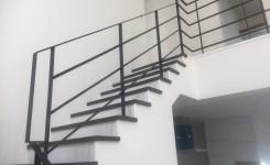 階段手すり・中城村